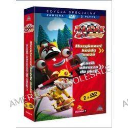 2 pak - Rajdek, Mała wyścigówka (DVD)
