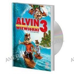 Alvin i wiewiórki 3 (druk/DVD) - Mike Mitchell