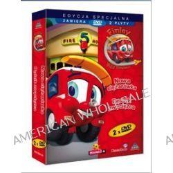 2 pak - Finley, Wóz strażacki (DVD)