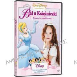Bal u księżniczki. Przyjęcie urodzinowe (DVD)