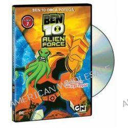 Ben 10, Obca Potęga - część 7 (odcinki 32-36) (DVD) - Scooter Tidwell