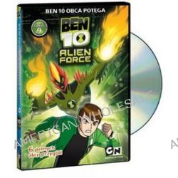 Ben 10, obca potęga - część 9 (odcinki 42-47) (DVD) - Scooter Tidwell