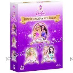 Barbie. Rozśpiewana kolekcja 1 (DVD) - Eric Fogel, Owen Hurley