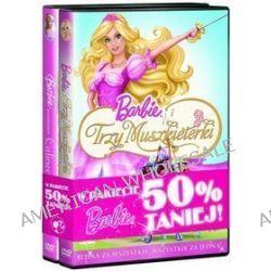 Barbie i trzy muszkieterki/Barbie przedstawia Calineczkę (DVD) - Conrad Helten, William Lan
