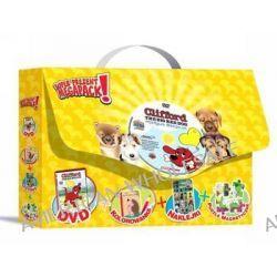 Clifford (DVD+naklejki+kolorowanka+puzzle magnetyczne) (DVD)