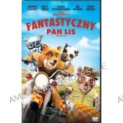 Fantastyczny pan lis (DVD) - Wes Anderson