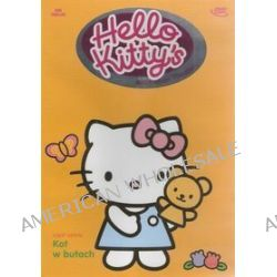 Hello Kitty - Kot w butach (DVD)