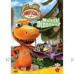 Dinopociąg - Maleńki Dinozaur (DVD)