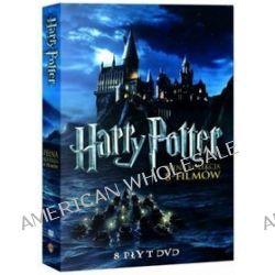 Harry Potter. Pełna kolekcja [8 DVD] (DVD)