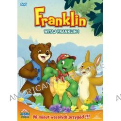 Franklin .Witaj Franklin (DVD)