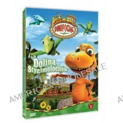 Dinopociąg - Dolina stygimolochów (DVD)