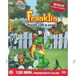 Franklin: Franklin zrobi to później (DVD)