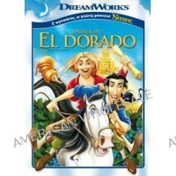 Droga do El Dorado (DVD) - Don Paul, David Silverman