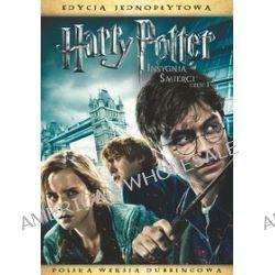 Harry Potter i Insygnia Śmierci - część 1 (DVD) - David Yates