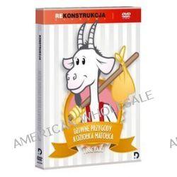 Dziwne przygody Koziołka Matołka i inne bajki (DVD)