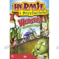Hermie i przyjaciele: Webster straszliwy pająk (DVD)