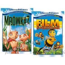 Film o pszczołach / Mrówka Z (DVD) - Eric Darnell,, Steve Hickner, Tim Johnson
