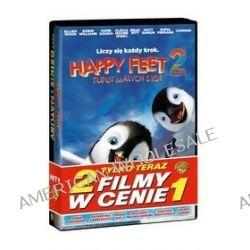 Happy Feet 2: Tupot małych stóp + Dzikie z natury. Hity Warner Bros (2 DVD) (DVD)