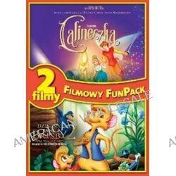 Filmowy FunPack - Calineczka / Dzielna Pani Brisby 2 (2 DVD) (DVD) - Don Bluth, Gary Goldman, Dick Sebast