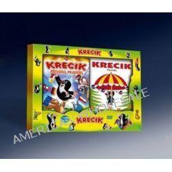 Krecik (2 bajki DVD + ramka na zdjęcia) (DVD)
