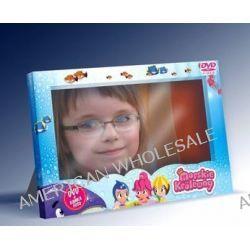 Morskie królewny (2 bajki DVD + ramka na zdjęcia) (DVD)