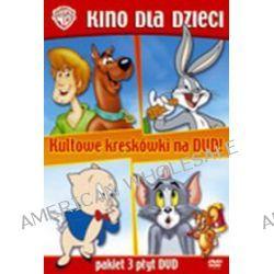 Kultowe kreskówki (3 DVD) (DVD)