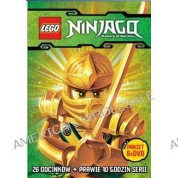 Lego Ninjago - Części 1-6 (6 DVD) (DVD)