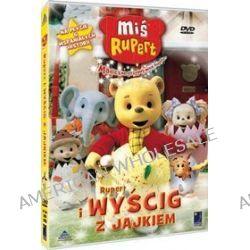 Miś Rupert - Rupert i wyścig z jajkiem (DVD)