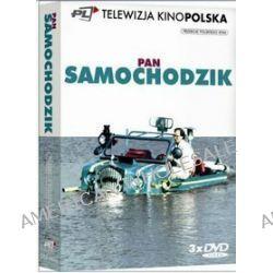 Pan Samochodzik (3 DVD) (DVD) - Janusz Kidawa, Kazimierz Tarnas