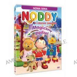 Noddy w krainie zabawek - Magiczny pędzel (DVD)