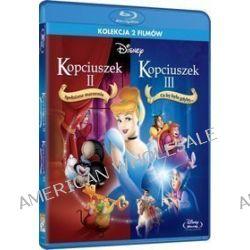 Kopciuszek 2 i 3 - dwa filmy na 1 płycie (Blu-ray Disc)