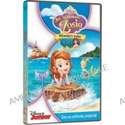 Jej Wysokość Zosia: Pływający pałac (DVD)