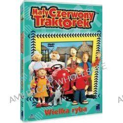 Mały czerwony traktorek: Wielka ryba (DVD)