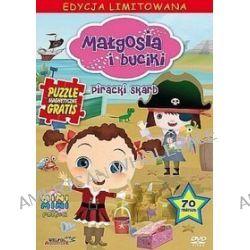 Małgosia i buciki - Piracki skarb + puzzle (DVD)