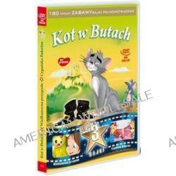 Kot w Butach / Wielkanocna przygoda / Cygańska Balerina (DVD)