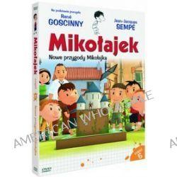 Mikołajek. Nowe przygody Mikołajka - część 5 (DVD)