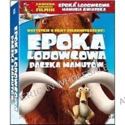 Pakiet Paczka Mamutów: Epoka lodowcowa [5DVD] (DVD) - Steve Martino, Mike Thurmeier