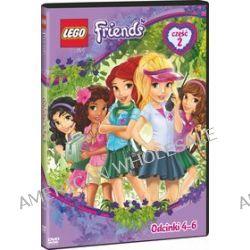 LEGO Friends. Część 2. Odcinki 4-6 [DVD] (DVD) - Trylle Vilstrup