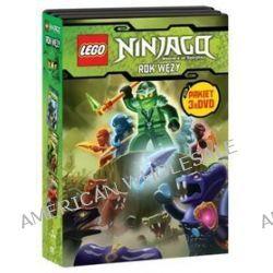 Lego Ninjago. Rok węży, części 1-3 - pakiet (3 DVD) (DVD)