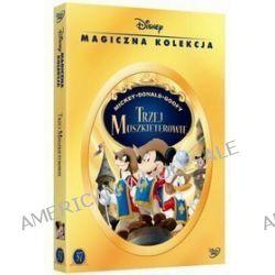 Miki, Donald, Goofy: Trzej muszkieterowie (DVD) - Donovan Cook