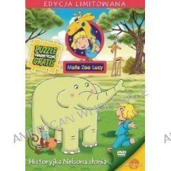 Małe zoo Lucy- Hstoryjka Nelsona słonia + puzzle (DVD)