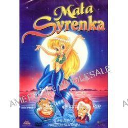 Mała syrenka (film rysunkowy w pełnym dubbingu aktorskim) (DVD)