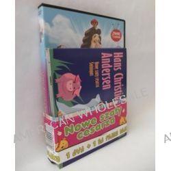 Nowe szaty cesarza + słuchowisko na CD (CD/DVD combo)