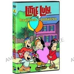Little Lulu - przyjaciele z podwórka (DVD) - Greg Bailey, Louis Piche