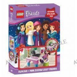 LEGO Friends [DVD] - wydanie specjalne + zestaw LEGO (DVD) - Trylle Vilstrup