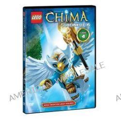 Lego Chima, część 4 (odcinki 13-16) (DVD) - Andre Bergs, Peder Pedersen, Lee Stringer