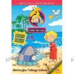 Małe zoo Lucy-Historyjka tobiego żółwia+puzzle magnetyczne (DVD)