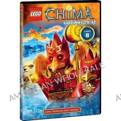Lego Chima. Część 8 (odcinki 29-32) [DVD] (DVD) - André Bergs, Peder Pedersen, Lee Stringer