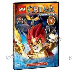 Lego Chima. Część 7 (odcinki 25-28) [DVD] (DVD) - Andre Bergs, Peder Pedersen, Lee Stringe