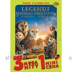 Legendy sowiego królestwa, Miś Yogi, Mimzy: mapa czasu (DVD) - Eric Brevig, Zack Snyder